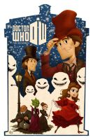 Dr. Who: The Snowmen by Erich0823