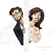 My wedding participations 1 by the-silverware