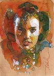 Padme revisited by markmchaley