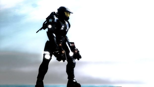 Halo 4- the masterchief by Herbrex