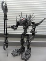 Self-MOC Telam The Silver Devil 1 by Ciel-Spade