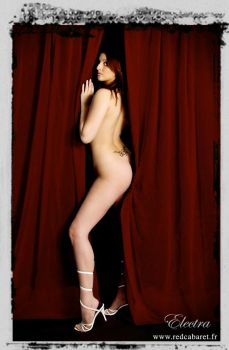 Electra in the RedCabaret by redcabaret