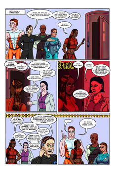 The Ripper Effect: Issue No. 2, Page 10 by EvilFishmonger