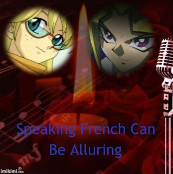Speaking French Can Be Alluring by ChowFanGirl12