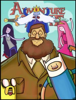 Pendleton Ward-AT by ThetinyPolo