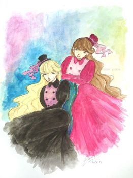 The Time Sisters by Adela1015