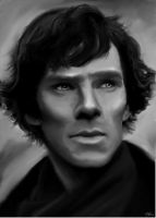 Cumberbatch by P-Russ