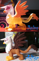 Gilda Before and After by FelidaeSilvestris