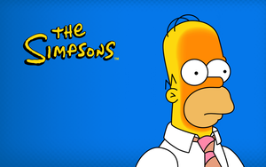 Homer on the verge of blow up! Wallpaper by Juliannb4