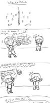 Volleyball Blunder by Nalytia