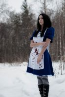 Cosplay Alice: Madness Returns by Graipefruit
