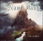 Cd cover available  - Mountains by Aeternum-designs