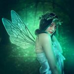 Fairy of the Forest by TheDarkRayne