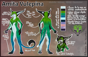Amita Vulepina reference sheet by BonkiHart