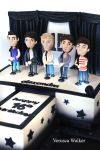 One Direction Cake by Verusca
