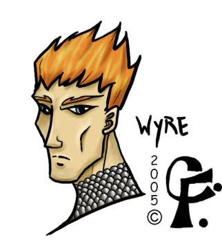 Quentin Wyre by Kare-San