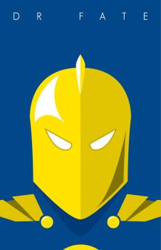 Dr Fate by FlamingNinja058