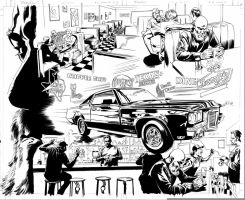 SAVAGE 2 Pages 4 and 5 by mikemayhew