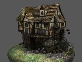 Old Tavern by Roomper