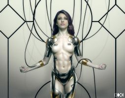 Cyber Marlo 02 by XK-Images