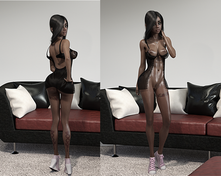 Shareen 52 by Shadow23d