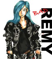 MJ Tribute Remy: Bad by Viewtifulash