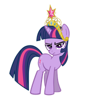 Twilight is Not Amused by theaceofspadez