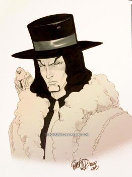 CP9's Lucci by theCHAMBA