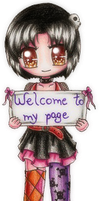 -- Welcome -- by Nay-Hime