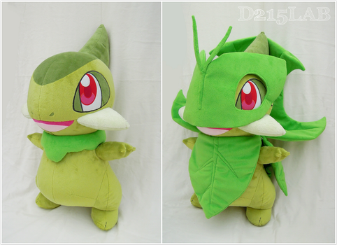 Axew Plush by d215lab