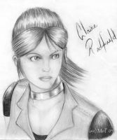 Claire Redfield by sicMoP