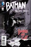 Batman Rebel Yell project - cover 3 by DenisM79