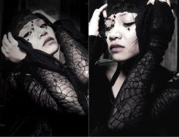 Lace Web And Sanity by dollgoddess