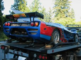 S7 Race Car by SeanTheCarSpotter