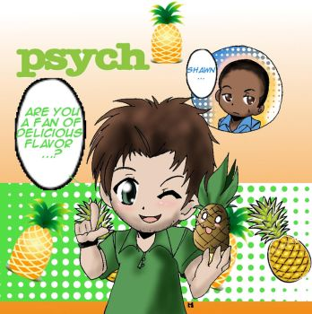 Psych: Are you.... by Metalbeast114