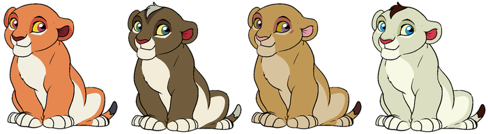 Lion Adopts [OPEN] by MPCB
