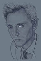 Hiddles by TerribleBeastie