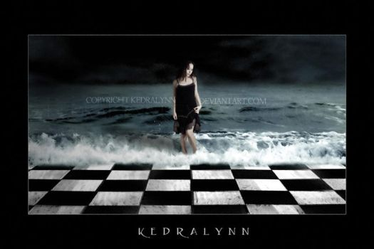 Out of The Ocean by kedralynn