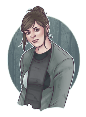[COMMISSION]: Annie by BleedingHeartworks