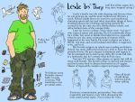 Leslie Thorp by Hexaditidom