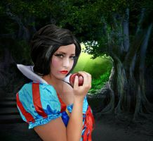 Sweet Snow White by mshellee