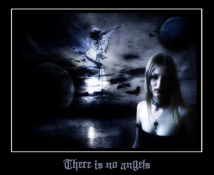 There is no angels by AnnFrost
