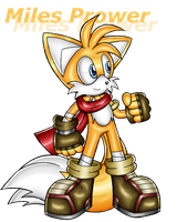 Tails 2012 by DragonQuestHero