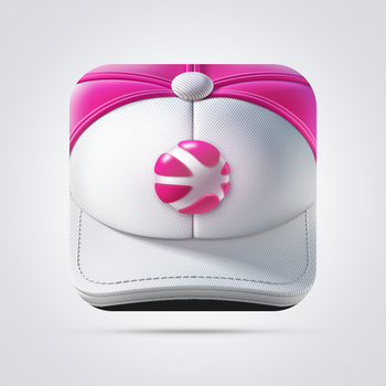 Pick'n'Roll iPad app icon by Ramotion