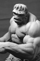 The Incredible Hulk 3 by MonsterPappa
