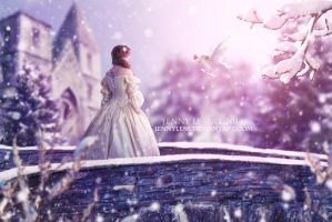 Christmas letter by JennyLe88