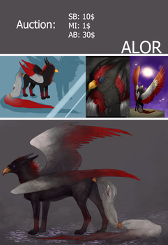Selling Char with ARTs/ OPEN by Salt-White-Death