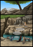 Test comic page 1 by Sylean