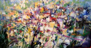 Houses on the hill  2010 by zampedroni