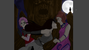 Hallucinate | Contest Entry | Naruto by iFell-intoTheSky